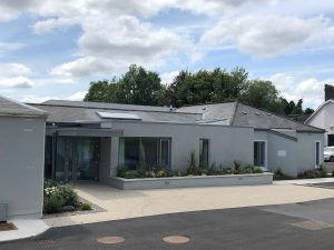 Ballymote Nursing home extension consulting